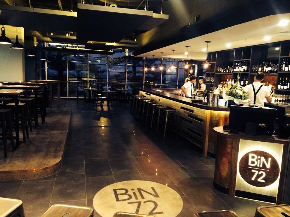 Bin 72 Entrance