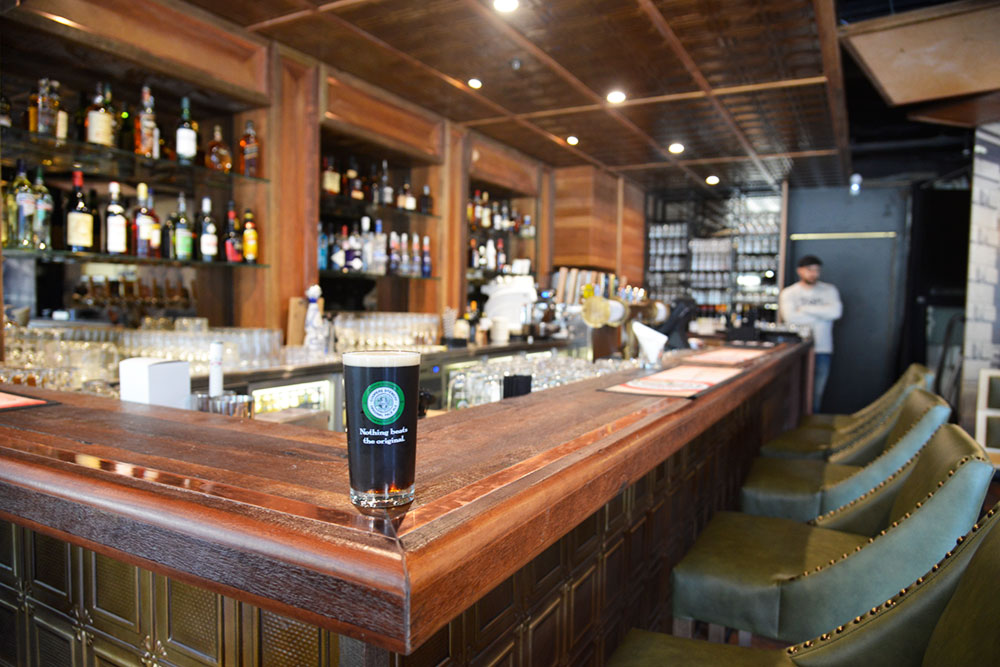mr edwards alehouse and kitchen - bar - By Open Projects - Gold Coast / Brisbane Shopfitting