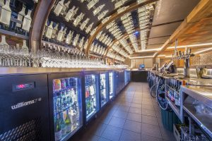 Blue Room Cinebar Equipment - By Open Projects Group - Gold Coast Brisbbane Shopfitting