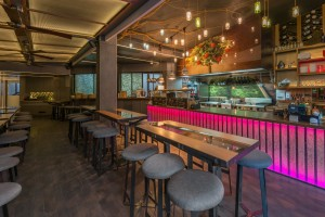 Apple Tango Woolloongabba Bar - By Open Projects - Gold Coast / Brisbane Shopfitters