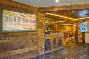 Blue Room Cinebar - By Open Projects Group - Gold Coast Brisbane Shopfitting