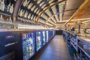 Blue Room Cinebar Equipment - By Open Projects Group - Gold Coast Brisbbane Shopfitting