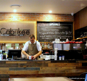 Cabukee Coffee Shop Emerald Lakes Custom Counter - By Open Projects - Gold Coast / Brisbane Shopfitting