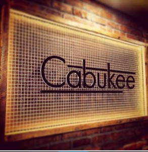 Cabukee Coffee Shop Emerald Lakes Custom Signage - By Open Projects - Gold Coast / Brisbane Shopfitting