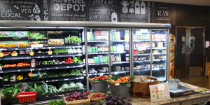 Flannery's Refule Depot - By Open Projects - Gold Coast / Brisbane Shopfitting