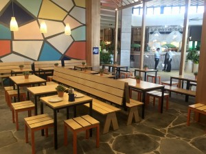 Greek Street Grill Broadbeach - Pacific Fair Gold Coast / Brisbane Interior - Gold Coast Shopfitting