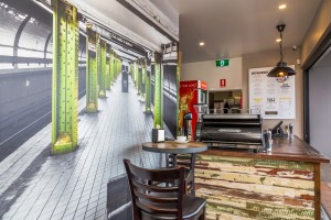 Joe's Burger Bar Hope Island - By Open Projects Group - Gold Coast / Brisbane Shopfitting