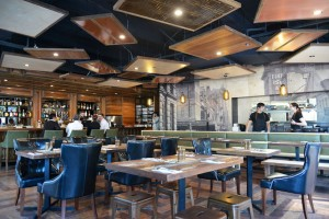 Mr Edward's Alehouse & Kitchen Dining Area - By Open Projects - Gold Coast / Brisbane Shopfitting