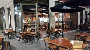 Mr Edward's Alehouse Alfresco - Open Projects Group - Gold Coast / Brisbane Shopfitting