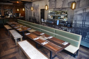 Mr Edward's Alehouse and Kitchen Brisbane - By Open Projects - Gold Coast / Brisbane Shopfitting