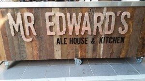 Mr Edward's Mobile Coffee Cart - By Open Projects - Gold Coast / Brisbane Shopfitting