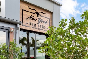 New York New York Entrance Hope Island - By Open Projects - Gold Coast / Brisbane Shopfitting