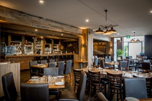 New York New York Hope Island Dining - By Open Projects Group - Gold Coast / Brisbane Shopfitting