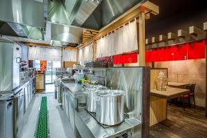 Open Projects Group, Ramen Danbo - Gold Coast & Brisbane, Fit out & Design - Commercial Kitchen Equipment