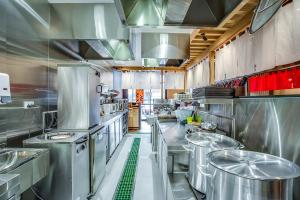Open Projects Group, Ramen Danbo - Gold Coast & Brisbane Fit out - Commercial Kitchen Equipment