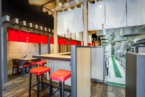 Open Projects Group, Ramen Danbo - Gold Coast & Brisbane Fitout & Design - Commercial Kitchen - Restaurant
