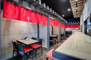 Open Projects Group, Ramen Danbo - Gold Coast & Brisbane Shop Fitting - Restaurant