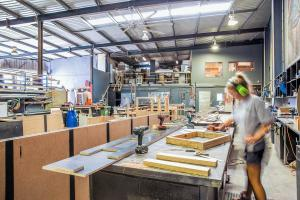 Open Projects Group- Showroom Renovations - Fit Out- Commercial Kitchen Equipment-10