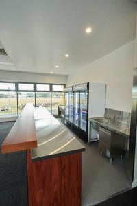 Open Projects Group - Mackay Showgrounds, Shopfitting - Fitout & Design, Stainless steel & Joinery-52