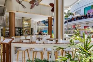 Rivea Italian Dining Pacific Fair - Open Projects Group Gold Coast Brisbane Shopfitting