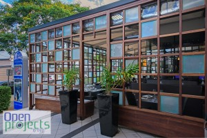Thai Terrace Exterior - By Open Projects - Shopfitting Gold Coast / Brisbane
