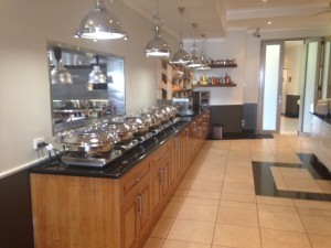 The Clarion Hotel Buffet - By Open Projects - Gold Coast / Brisbane Shopfitting