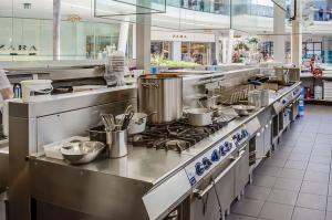 Open Projects Group, Rivea Italian Dining- Pacific Fair - Gold Coast & Brisbane, Fit out  - Commercial Kitchen Equipment